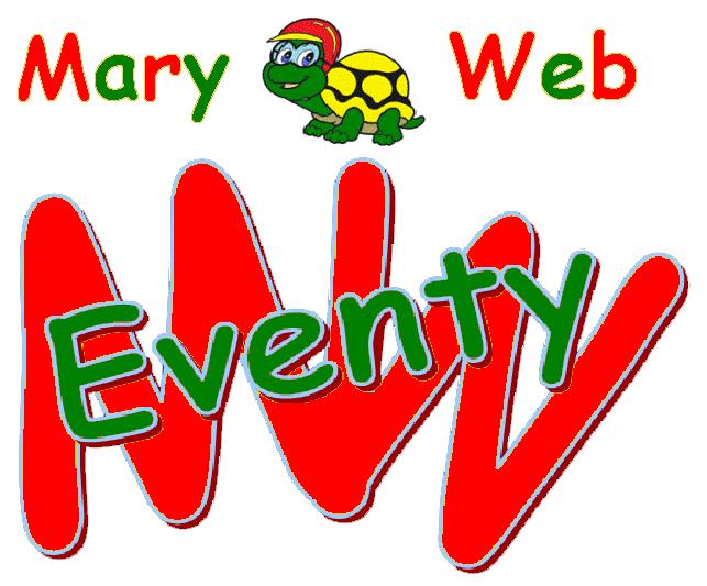 logo maryweb rosso e verde con tartaruga